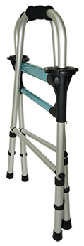 folded walking frame