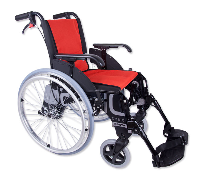 silla de ruedas basic forta