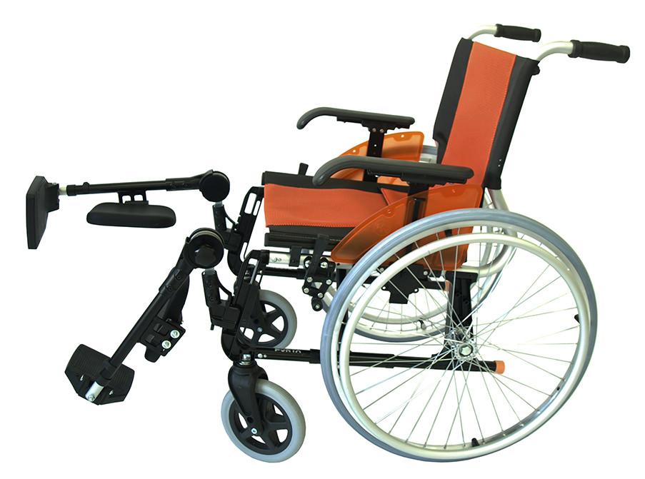 Caracter sticas de la silla de ruedas line de forta - Ruedas para sillas de ruedas ...