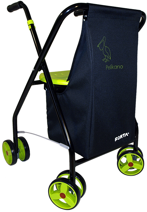 pelikano outdoor walker rollator