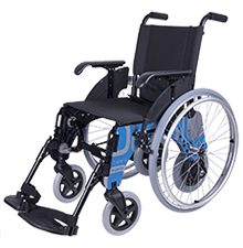BASIC-DUO wheelchair