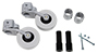 swivel wheels kit