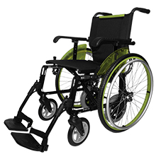 LINE-DUO wheelchair