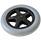 rueda 300 mm