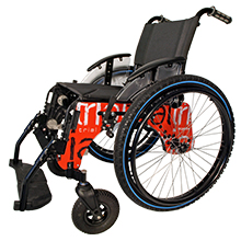 Trial country active wheelchair